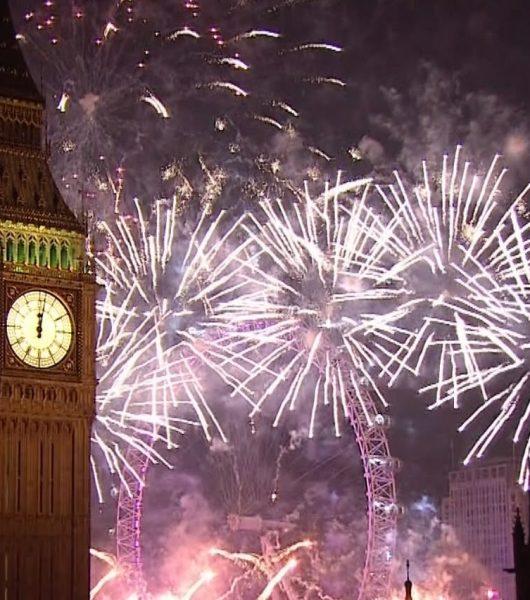 Как да честитим Новата година на английските си приятели?