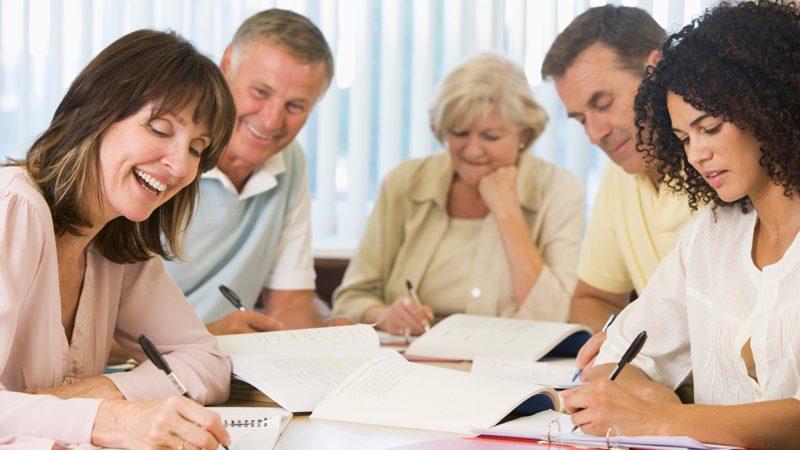 Интензивен курс по английски език за възрастни