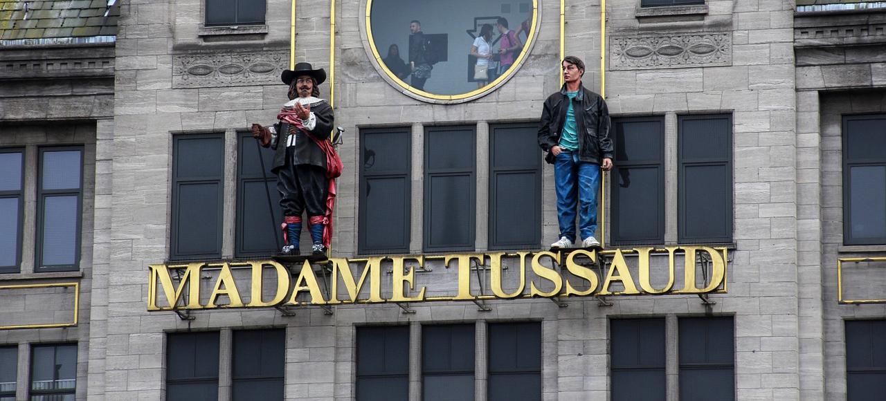 Мадам Тюсо и нейните восъчни фигури